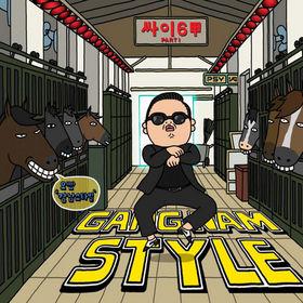 PSY - Gangnam Style (Universal/UV)