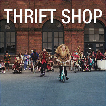MACKLEMORE FEAT. WANZ  - Thrift Shop (Macklemore)
