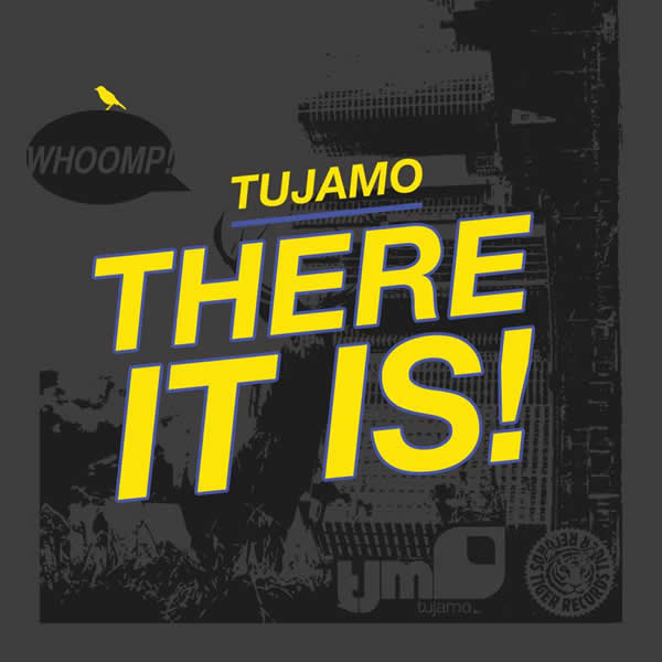 TUJAMO - There It Is (Tiger/Kontor/Kontor New Media)
