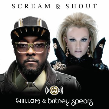 WILL.I.AM FEAT. BRITNEY SPEARS - Scream & Shout (Universal/UV)