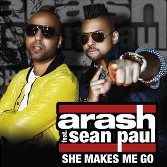 ARASH FEAT. SEAN PAUL - She Makes Me Go (B1/Universal/UV)