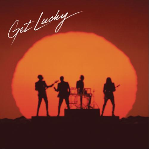 DAFT PUNK FEAT. PHARRELL WILLIAMS - Get Lucky (Columbia/Sony)