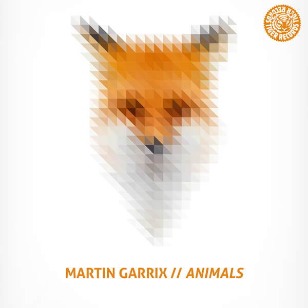 MARTIN GARRIX - Animals (Tiger/Kontor/Kontor New Media)