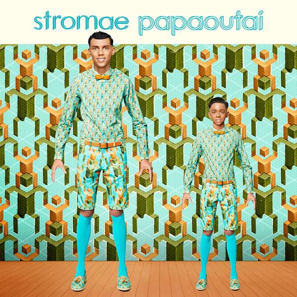 STROMAE - Papaoutai (B1/Universal/UV)