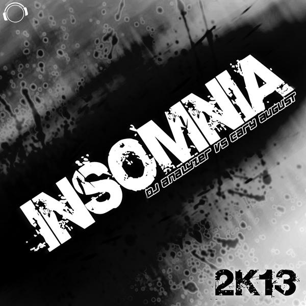 DJ ANALYZER VS. CARY AUGUST - Insomnia 2k13 (Mental Madness/Kontor New Media)