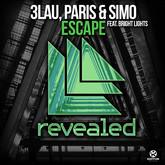 3LAU, PARIS & SIMO FEAT. BRIGHT LIGHTS - Escape (Revealed/Kontor/Kontor New Media)