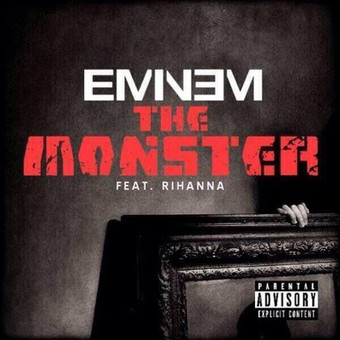 EMINEM FEAT. RIHANNA - The Monster (Interscope/Universal/UV)