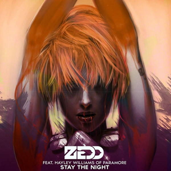 ZEDD FEAT. HAYLEY WILLIAMS - Stay The Night (Interscope/Universal/UV)