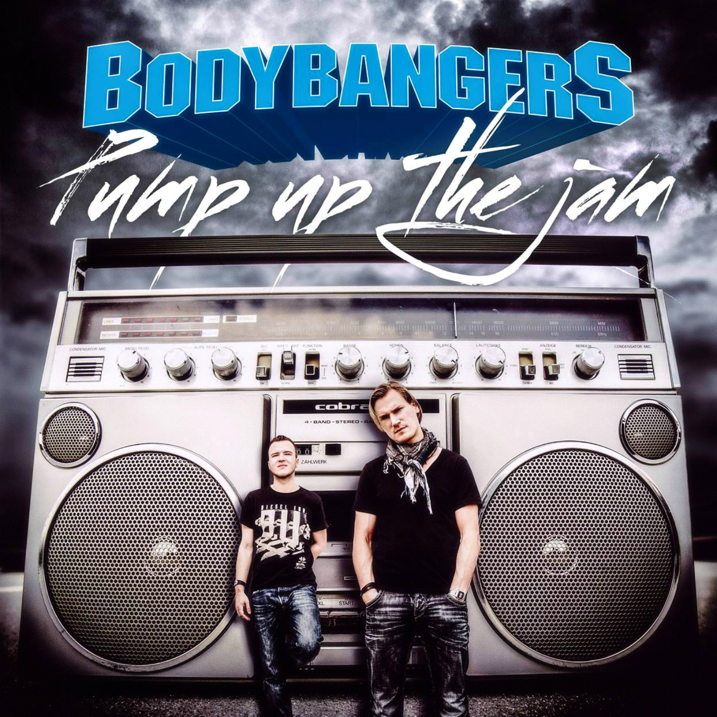 BODYBANGERS - Pump Up The Jam (Kontor/Kontor New Media)