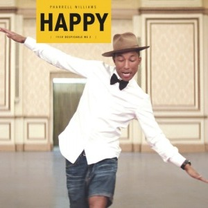 PHARRELL WILLIAMS - Happy (Sony)