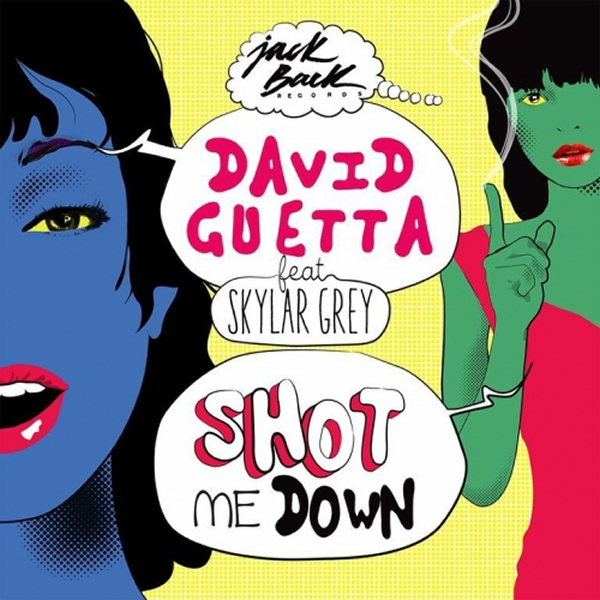 DAVID GUETTA FEAT. SKYLAR GREY - Shot Me Down (Jack Back)