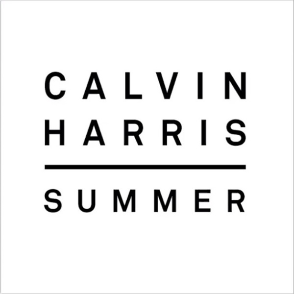 CALVIN HARRIS - Summer (Sony)