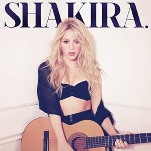 SHAKIRA - Dare (La La La) (Sony)