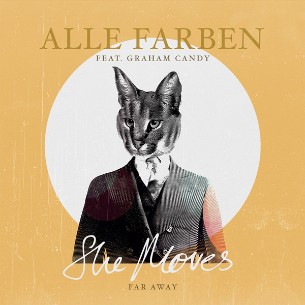 ALLE FARBEN FEAT. GRAHAM CANDY - She Moves (Far Away) (Synesthesia/B1/Sony)