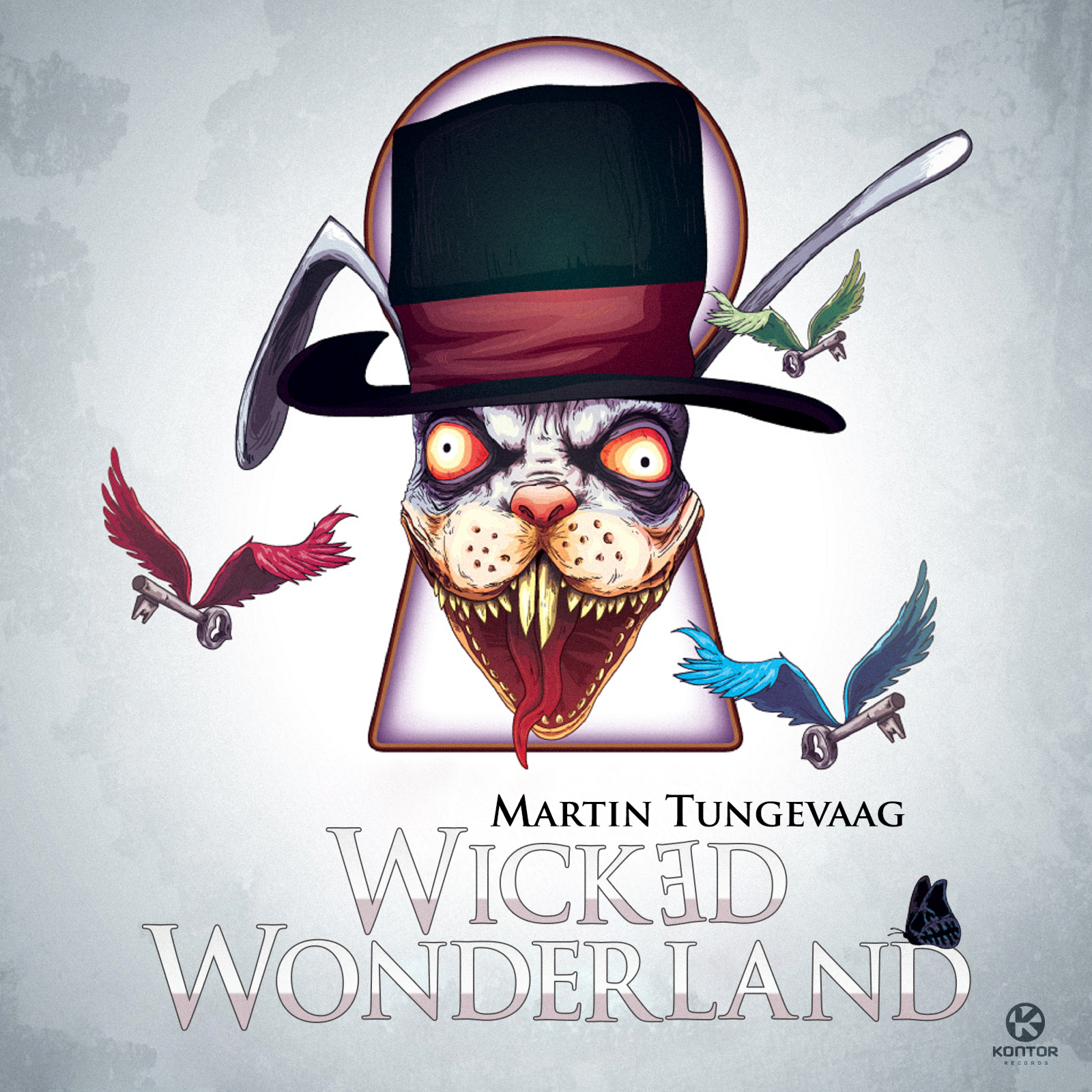 MARTIN TUNGEVAAG - Wicked Wonderland (Kontor/Kontor New Media)
