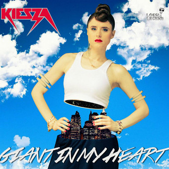 KIESZA - Giant In My Heart (Chronicles/Lokal Legend/Island/Universal/UV)