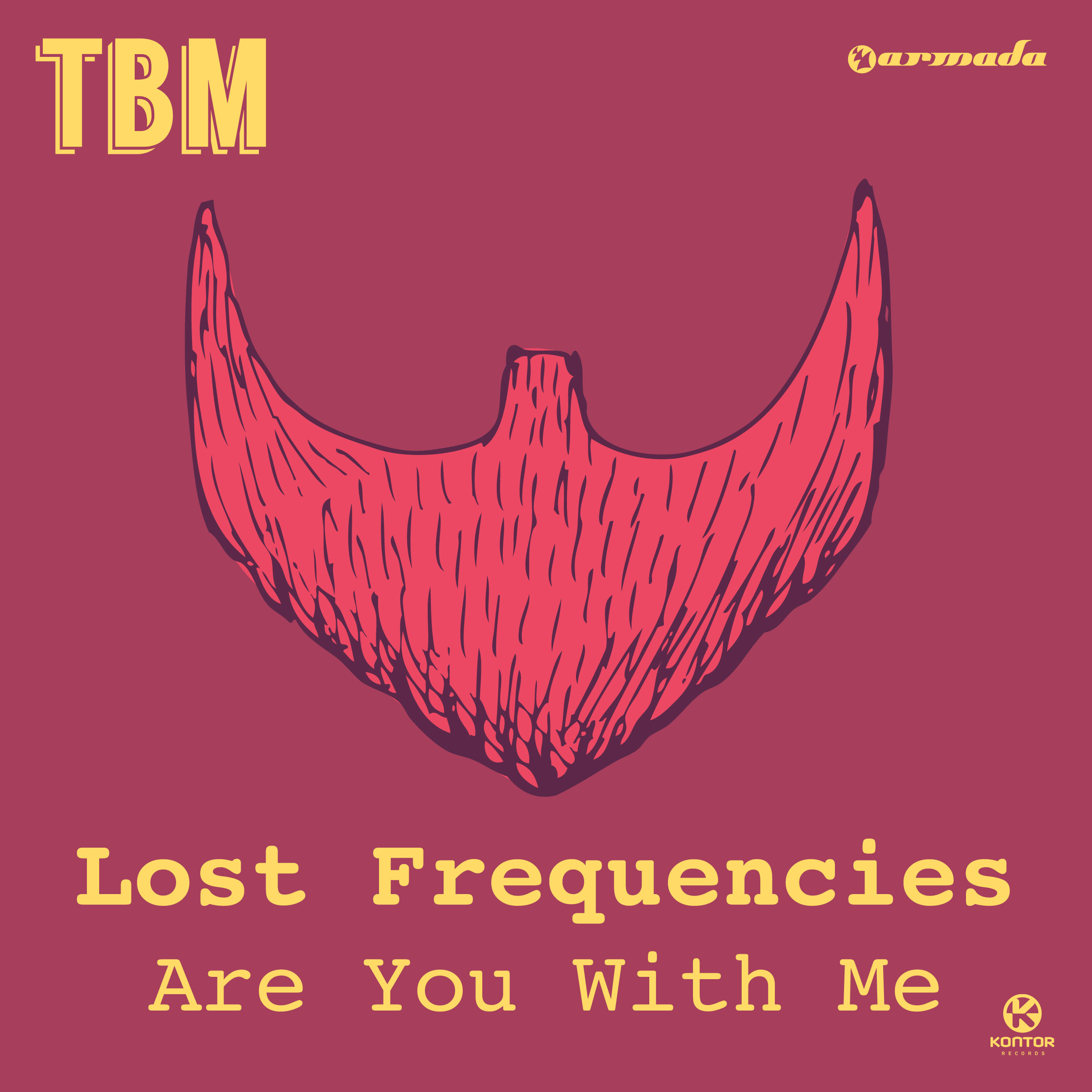 LOST FREQUENCIES - Are You With Me (Armada/Kontor/Kontor New Media)