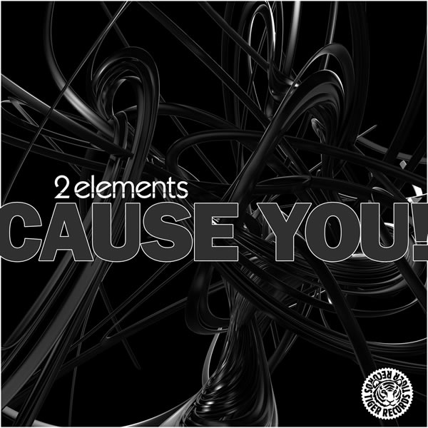 2ELEMENTS - Cause You! (Tiger/Kontor/Kontor New Media)