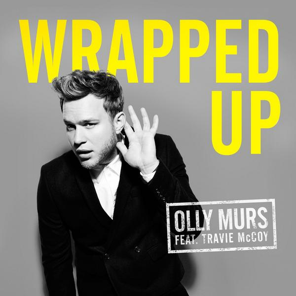 OLLY MURS FEAT. TRAVIE MCCOY - Wrapped Up (Epic/Sony)