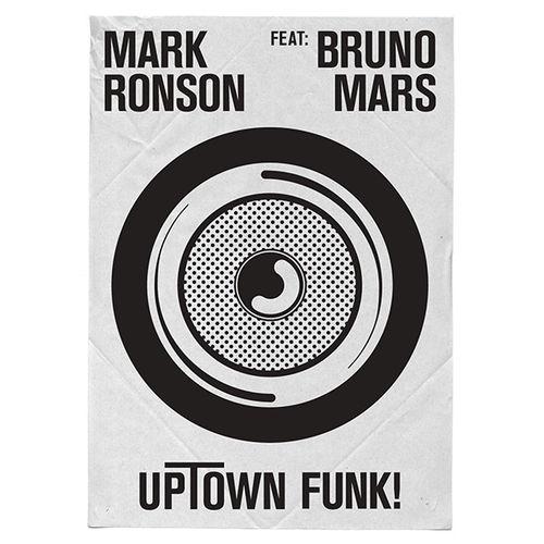 MARK RONSON FEAT. BRUNO MARS - Uptown Funk (Sony)