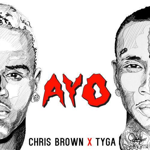 CHRIS BROWN X TYGA - Ayo (RCA/Sony)