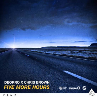 DEORRO X CHRIS BROWN - Five More Hours (Ultra/B1/Sony)