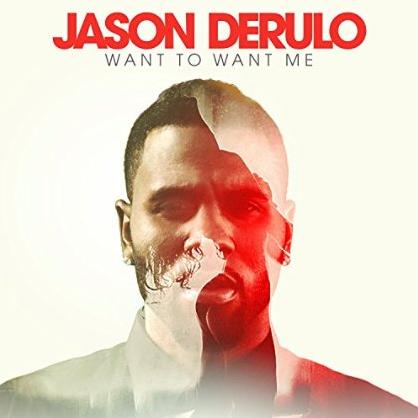 JASON  DERULO - Want To Want Me (Warner)