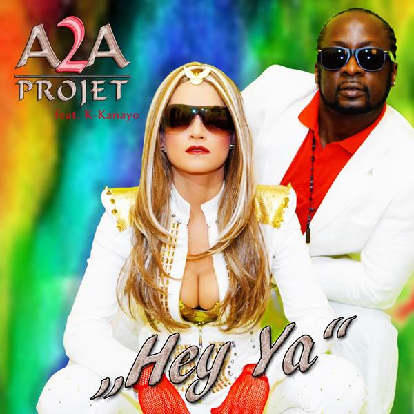 A2A PROJET FEAT. K-KANAYO - Hey Ya (LA Groove)