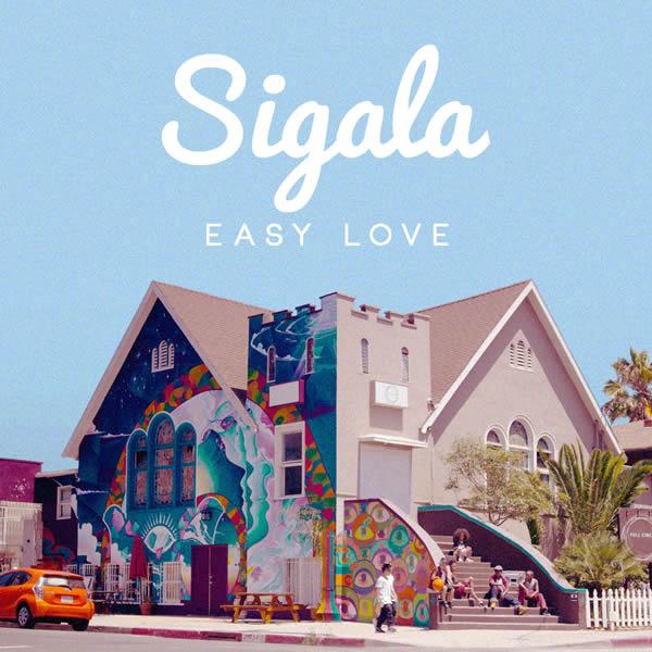 SIGALA - Easy Love (B1/Sony)