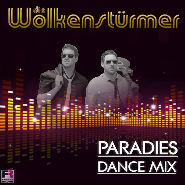DIE WOLKENSTÜRMER - Paradies (Fiesta/KNM)