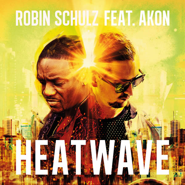 ROBIN SCHULZ FEAT. AKON - Heatwave (We Play/Tonspiel/Warner)