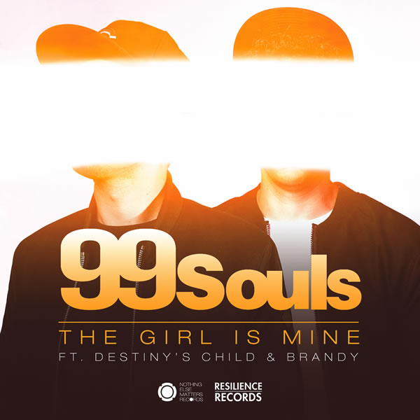 99 SOULS FEAT. DESTINY'S CHILD & BRANDY - The Girl Is Mine (Resilience/Nothing Else Matters/RCA/B1/Sony)