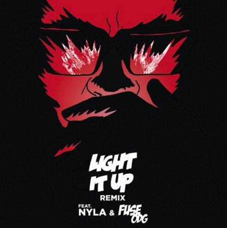 MAJOR LAZER FEAT. NYLA & FUSE ODG - Light It Up (Remix) (Mad Decent/Warner)