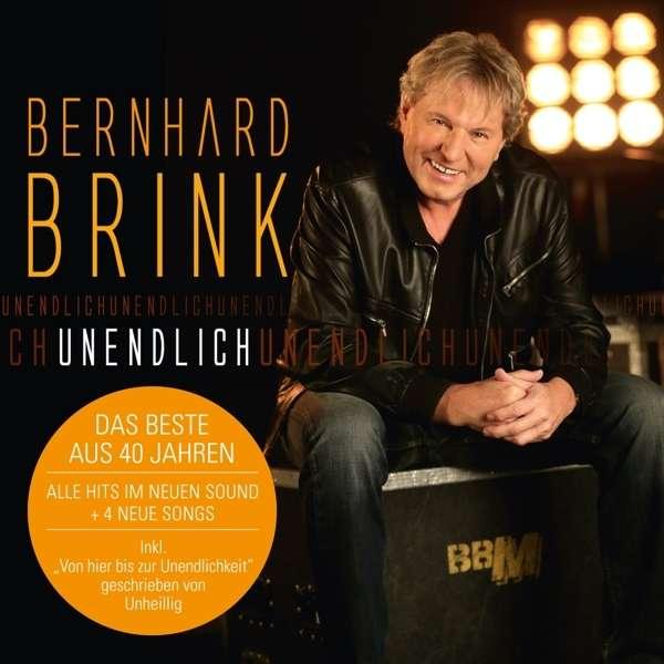 BERNHARD BRINK - Blondes Wunder 2016 (Ariola/Sony)