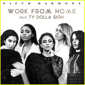 FIFTH HARMONY FEAT. TY DOLLA $IGN - Work From Home (Simco/Epic/Sony)