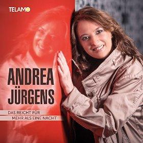 ANDREA JÜRGENS - Das Reicht Für Mehr Als Eine Nacht (Telamo/Warner)