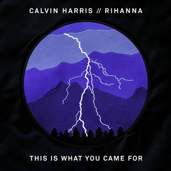 CALVIN HARRIS FEAT. RIHANNA - This Is What You Came For (Sony)