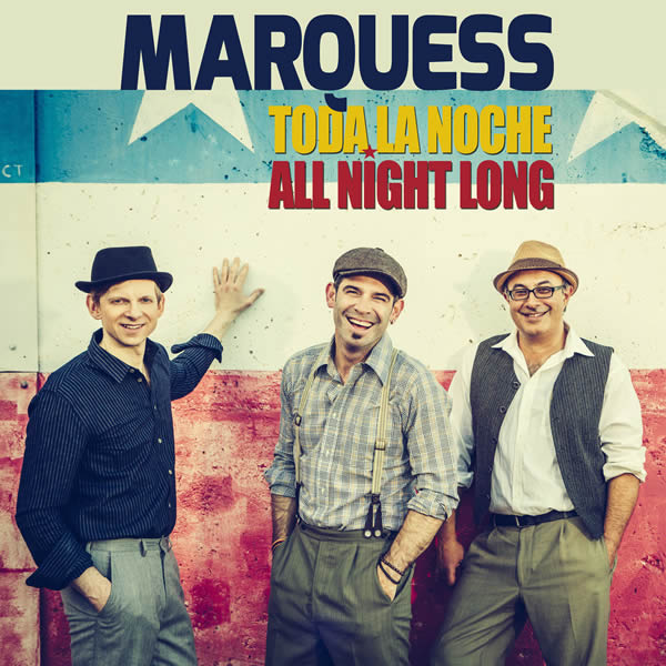 MARQUESS - Toda La Noche (All Night Long) (Starwatch/Sony)