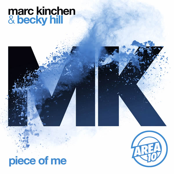 MK & BECKY HILL - Piece Of Me (Area 10/Columbia/B1/Sony)