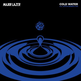 MAJOR LAZER FEAT. JUSTIN BIEBER & MØ - Cold Water (Mad Decent/Because)