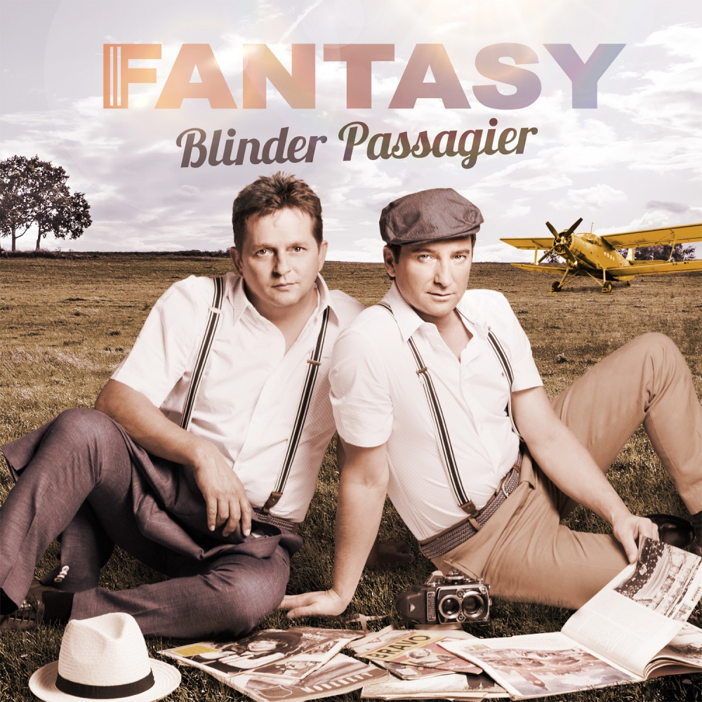 FANTASY - Blinder Passagier (Ariola/Sony)