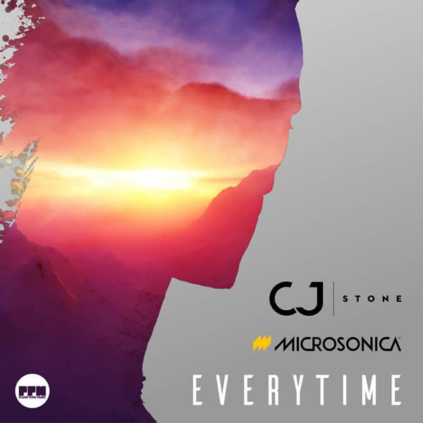 CJ STONE & MICROSONICA - Everytime (Planet Punk/KNM)
