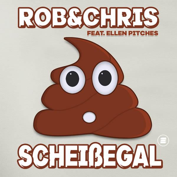 ROB & CHRIS FEAT. ELLEN PITCHES - Scheißegal (Zooland/Zebralution)