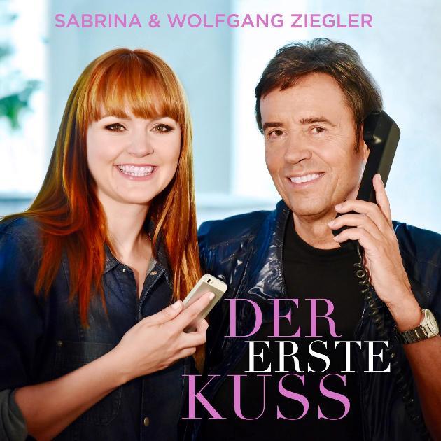 SABRINA & WOLFGANG ZIEGLER - Der Erste Kuss (A&F Music)