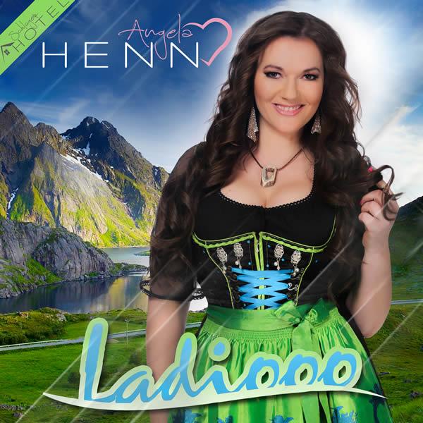 ANGELA HENN - Ladiooo (Schlager Hotel/A 45/KNM)