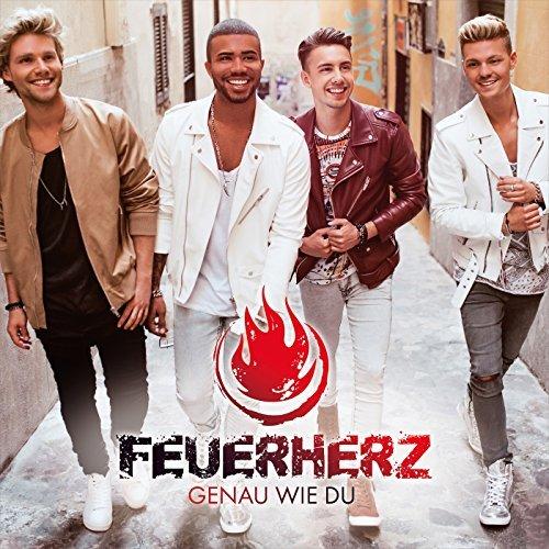 FEUERHERZ - Genau Wie Du (Electrola/Universal/UV)