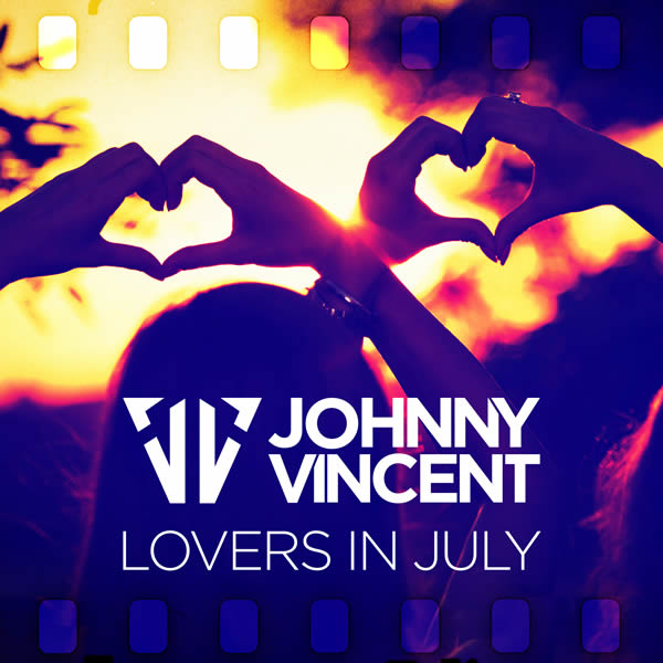 JOHNNY VINCENT - Lovers In July (Golden Finger/Rebeat)