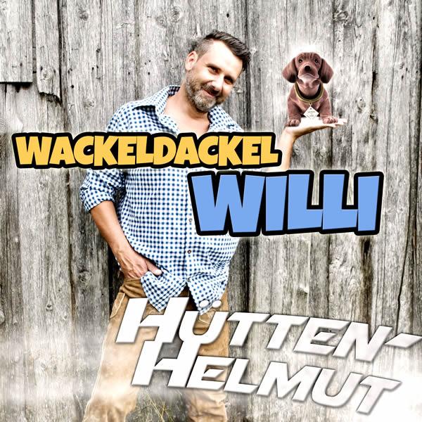 HÜTTEN-HELMUT - Wackeldackel Willi (Fiesta/KNM)