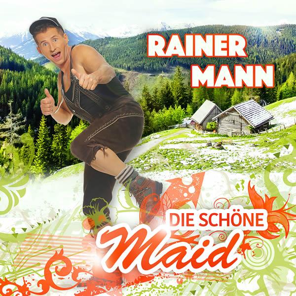 RAINER MANN - Die Schöne Maid (Fiesta/KNM)