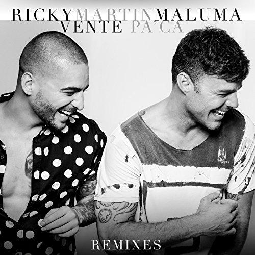 RICKY MARTIN FEAT. MALUMA - Vente Pa' Ca (Sony)